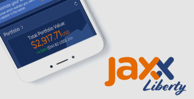 New infrastructure for crypto wallet Jaxx Liberty set for rollout
