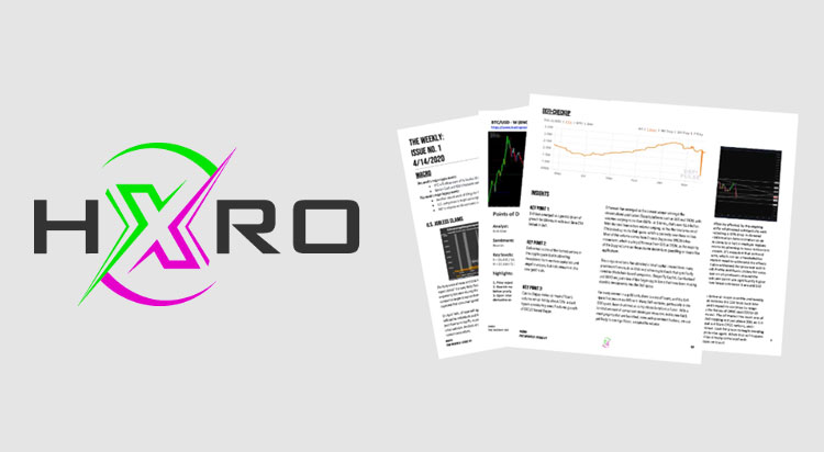 Hxro: Crypto Report - The Weekly No. 3