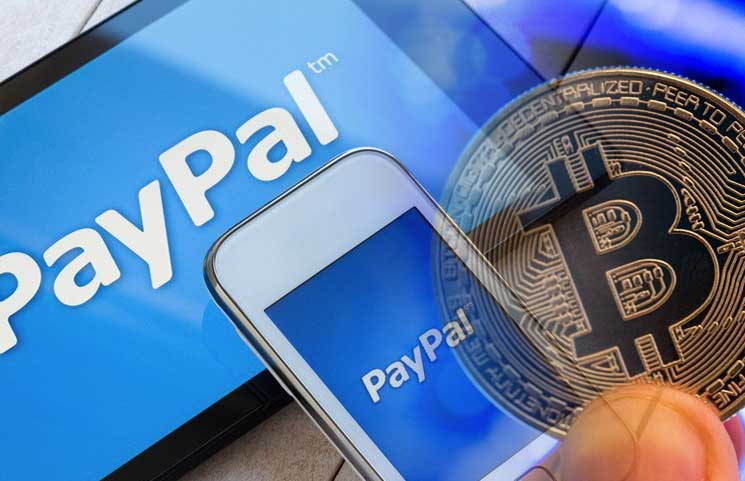 Online Payment Giant, PayPal, Kick-Starts Research Into Buying & Selling Crypto