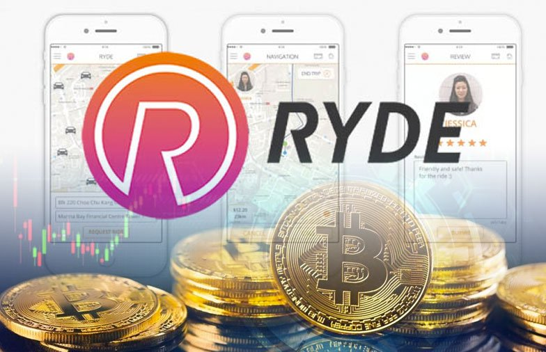 Ryde Car-Pooling App in Singapore Adds Bitcoin Payment Support Via An Integrated Wallet