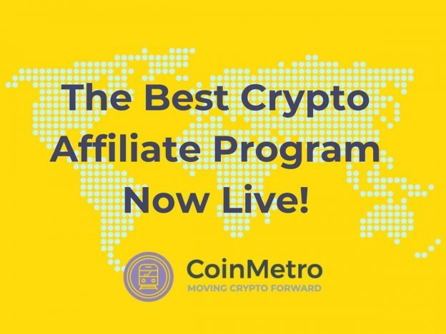CoinMetro Launches New Affiliate Program