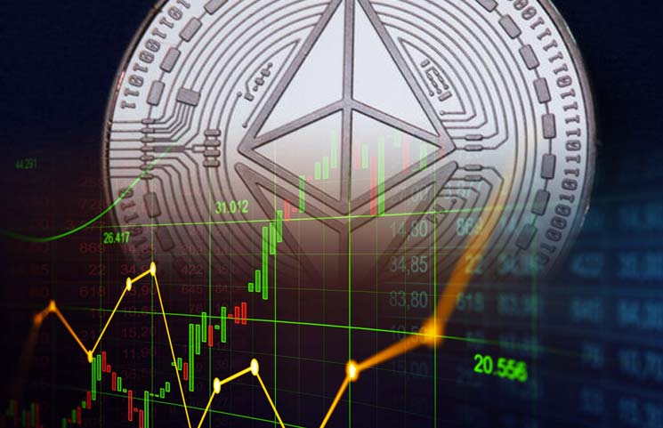 Ethereum Active Addresses Surge to a Two-Year High But They Also Coincide with Market Tops