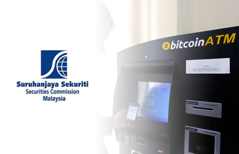 The Malaysian Securities Commission Warns Investors Against Using Crypto ATM