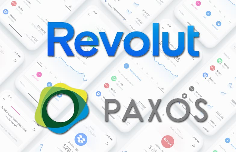 Revolut's Partnership with Paxos Allows its US Users to Buy, Sell, & Hold BTC & ETH in 49 States