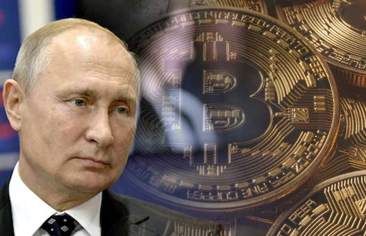 Putin Approves Cryptocurrency Bill, Stopping Russians From Using Bitcoin for Payments