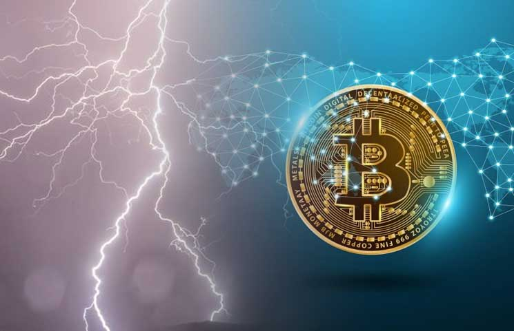 Bitcoin Locked on Ethereum Explodes Higher while Lightning Network Value Unmoved