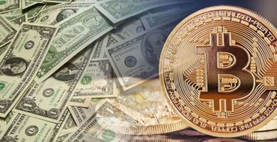USD-Pegged Cryptos & BTC Continue to Rise in Contradiction to the Falling US Dollar