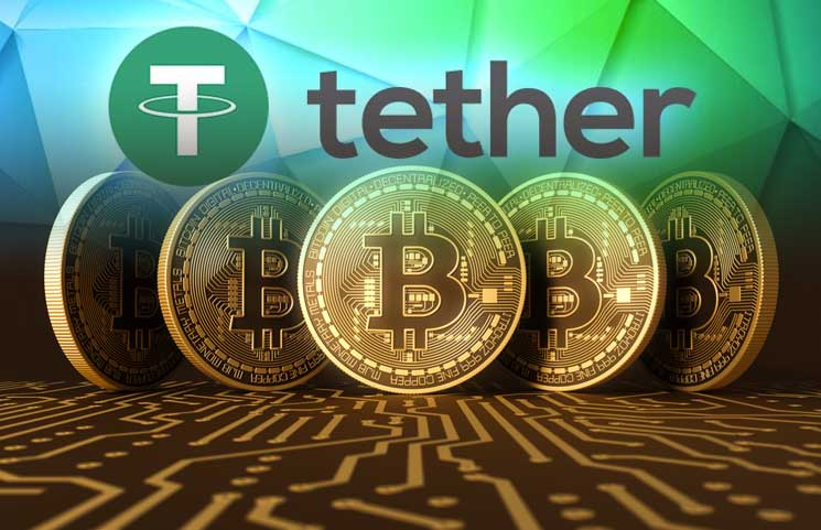 Tether Finally Flips Bitcoin: Seizing Increasing Share of On-Chain Transfers