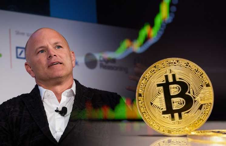 "As Digital Gold, Bitcoin is ""Just Going to Keep Going Higher,"" says Galaxy's Mike Novogratz"