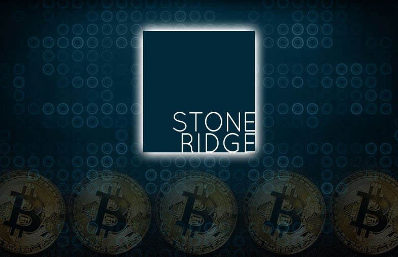 Institutional Asset Manager, Stone Ridge, Buys 10,000 Bitcoin as its Treasury Reserve Asset