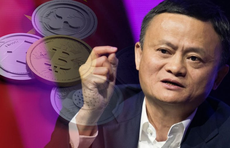 Alibaba Founder Jack Ma: Digital Currencies are the Future of Financial System