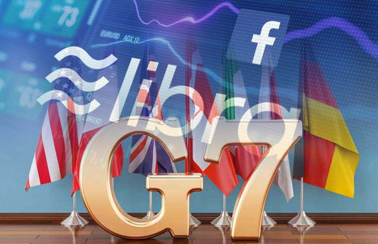 G7 Leaders Don't Want Any Stablecoin, Including Facebook's Libra to Launch Without Regulation