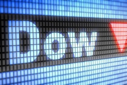 Dow Jones Drops 300 Points on Fears of Slow Economic Growth with Increase of COVID-19 Cases