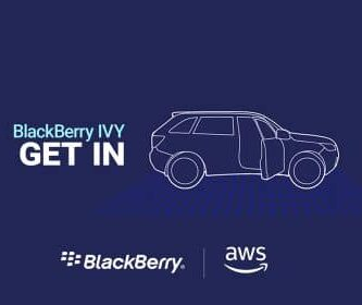 BB Stock Up 20%, BlackBerry Partners with AWS to Integrate Sensor Data in Vehicles