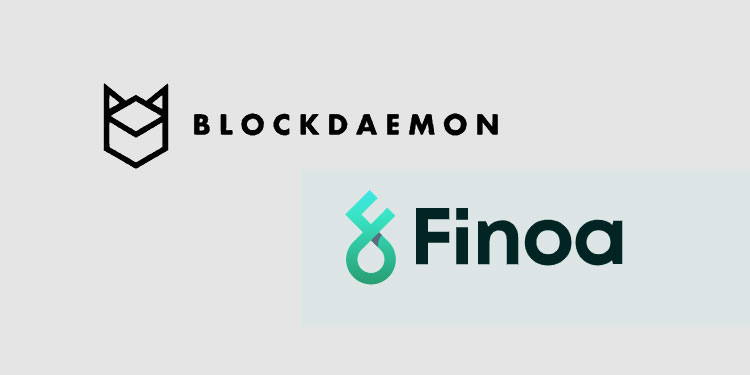 Blockdaemon teams with Finoa to offer staking services to institutions