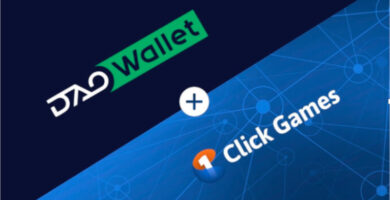 DAOWallet and and 1Click Games Enter Into New Partnership