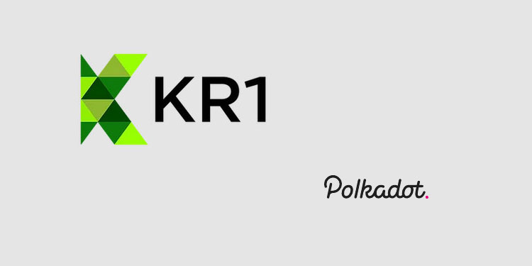 KR1 realizes $800K in 4 months from Polkadot (DOT) staking revenues
