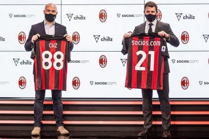 AC Milan Partners with Chiliz to Launch Fan Token $ACM on Socios.com