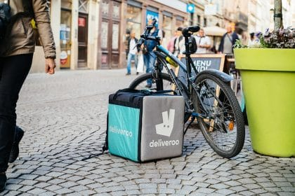 Deliveroo Secures $180M in Recent Funding, Company at $7B Valuation