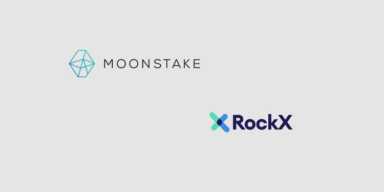 Moonstake teams with RockX to expand Polkadot (DOT) staking