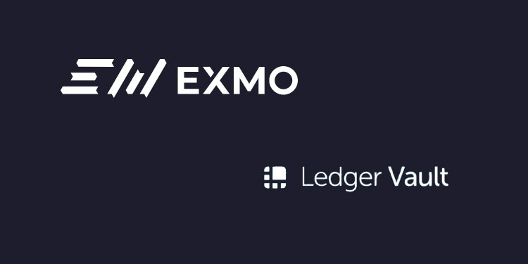 Crypto exchange EXMO enhances user security with Ledger Vault integration