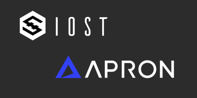 IOST teams with Apron Network to build multi-chain architecture