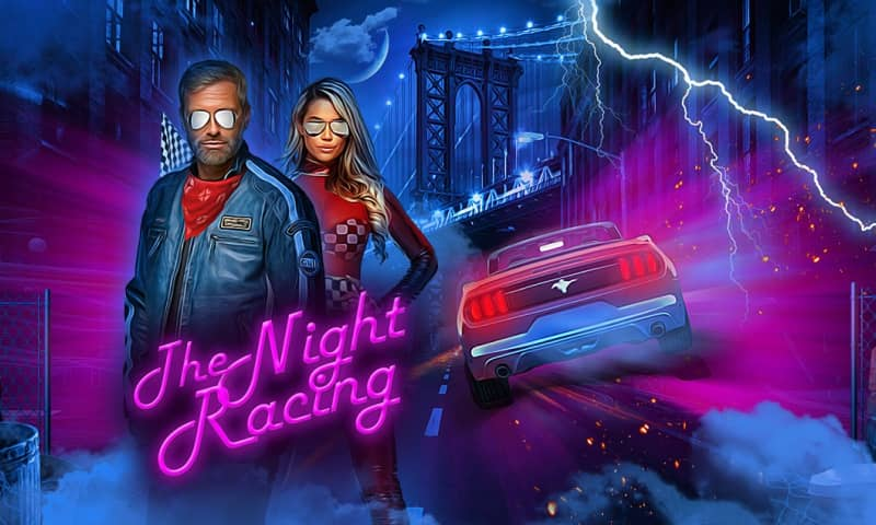 the night racing slot