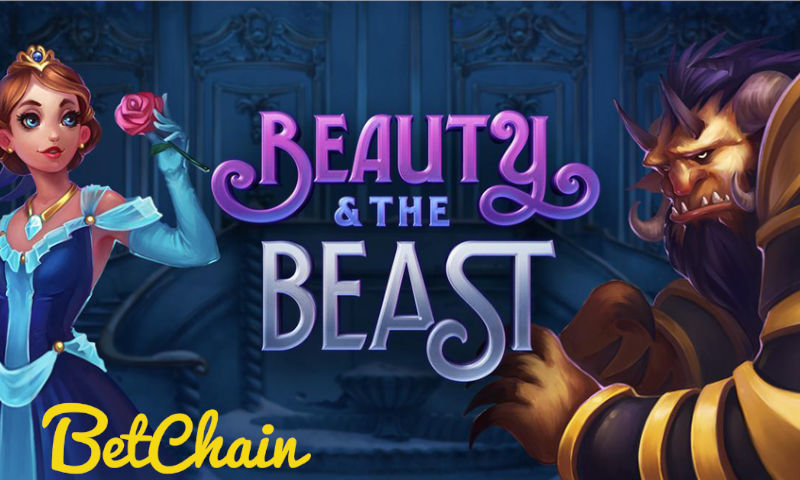 Get Free Spins On Beauty And The Beast Slot At BetChain Casino