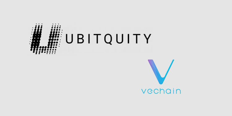 Ubitquity teams with VeChain on blockchain-powered tools for the global title industry