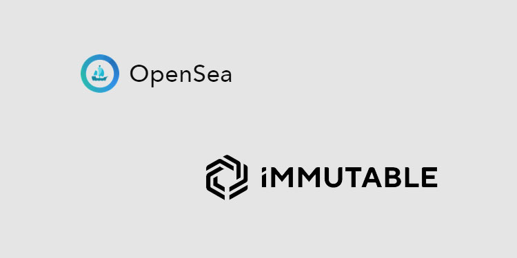 NFT marketplace OpenSea to support layer-2 trading via Immutable X