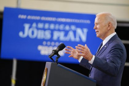 US President Joe Biden Highlights Details on $2 Trillion Recovery Package