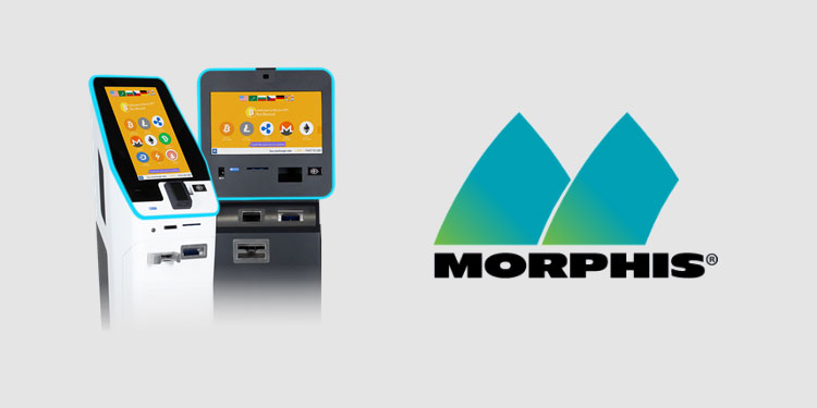 Morphis Software now standard on General Bytes bitcoin (BTC) ATM machines