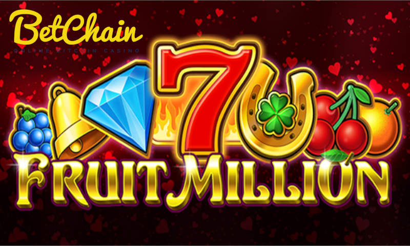 Fruity Fresh Free Spins on BetChain's Fruit Million