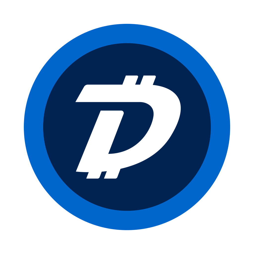 Logotipo de Digibyte