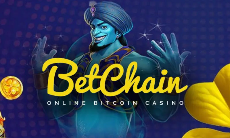 Score Free Spins to Use on Mechanical Clover Slot at BetChain Casino