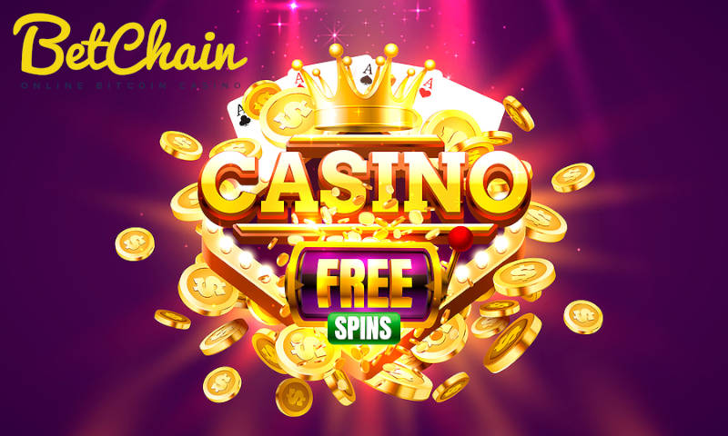 Get Ready For Free Spins Friday at BetChain