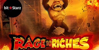 Rage to Riches is Offering Some Scary-Big Bonuses