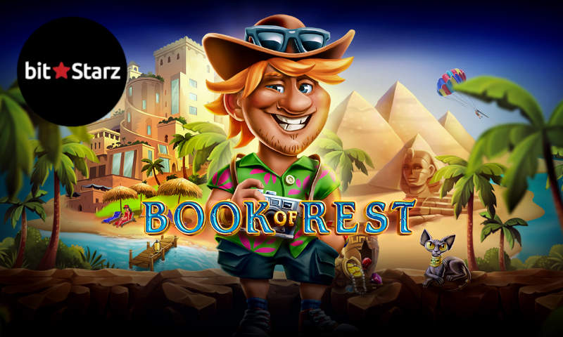 Kick Back and Relax With The Book of Rest Slot