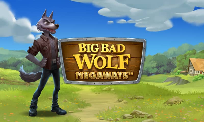 big bag wolf megaways slow now available at BitStarz casino